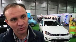 видео Выставка электротранспорта