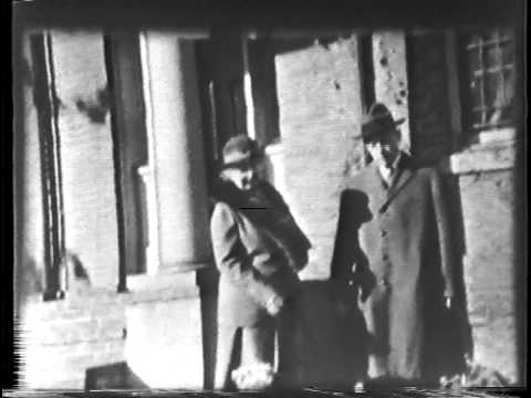 1933 Film of Simmons College Students & Faculty