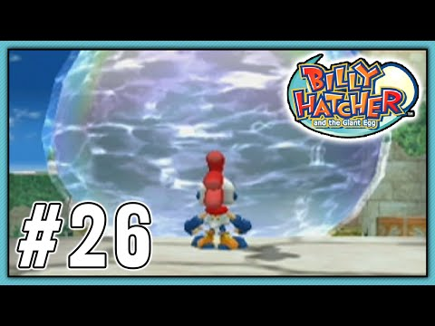 Billy Hatcher and the Giant Egg - Episode 26
