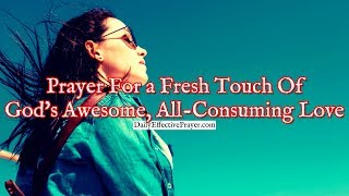 Prayer For a Fresh Touch Of God