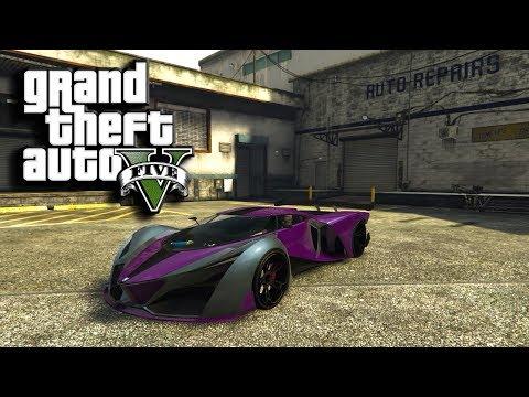 NAJSKUPLJI AUTO U GTA V!!! | GTA V ONLINE
