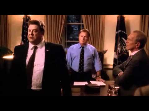 The West Wing: You're releived Mr President