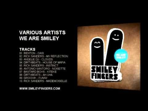 SFN020 Various Artists VA - WE ARE SMILEY - Smiley Fingers