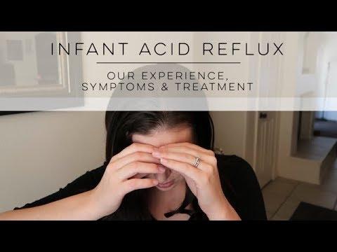 Infant Acid Reflux Gerd Symptoms Treatment