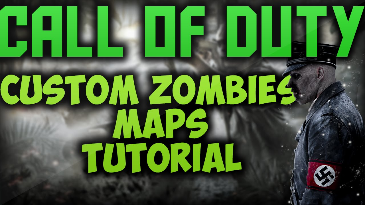 HOW TO DOWNLOAD CUSTOM ZOMBIES MAPS *2016* - YouTube