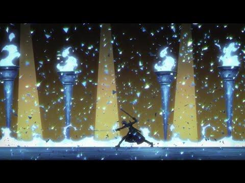 Sword Art Online - Kirito Vs. The Gleam Eyes