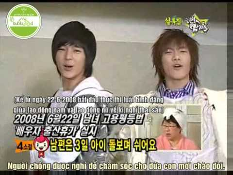 [Vietsub] 080208 KBS2 Happy Together FT Island Cut {ft-vn.com}