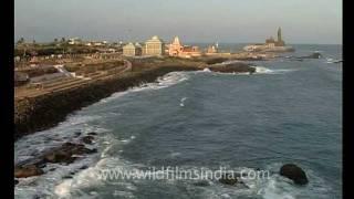 Kanyakumari - where three seas unite!