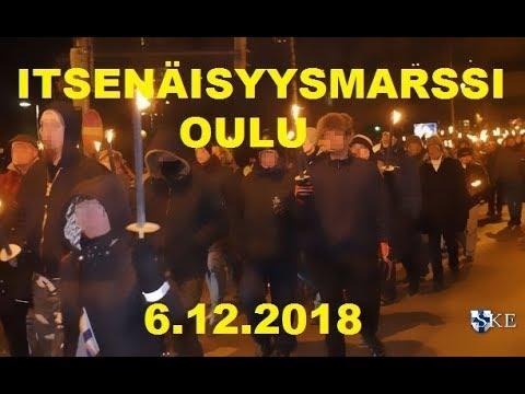 SKE Itsenäisyysmarssi - Oulu 6.12.2018