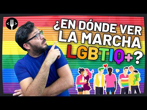 ¿Dónde ver la marcha del orgullo LGBT+ 2021 en la Ciudad de México?   Servicio de la Comunidad