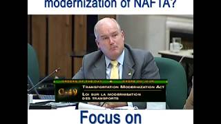 The Environment & NATFA -- Erin O'Toole in Committee