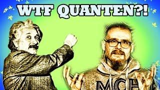 Einführung Quantenphysik und wie sie Wissenschaft und Spiritualität in der Quantentheorie verbindet