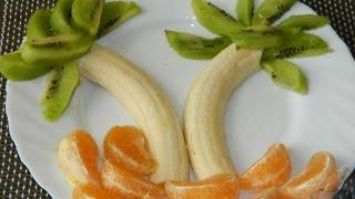Простой фруктовый салат