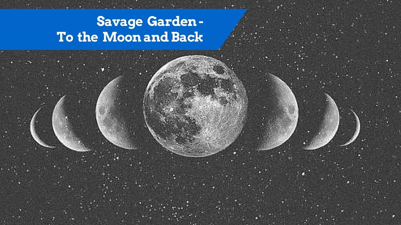 Savage garden to the moon and back afgo cover edit youtube for Savage garden to the moon back