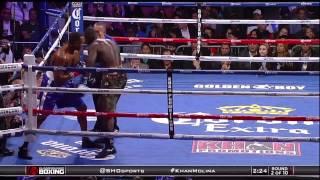 Deontay Wilder vs  Kelvin Price Full Fight HD