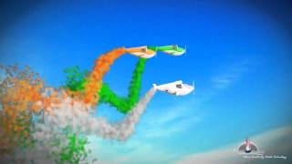 Independence Day Animation | Independence Day Indien | Independence Day Video Clips