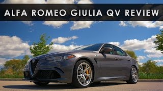 Review | 2017 Alfa Romeo Giulia | Rapid Rebirth