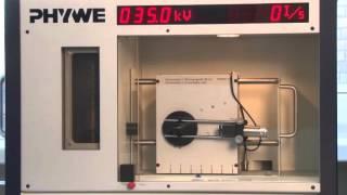 Схема рентгеновской трубки. Ряд конкретных конструкций трубок