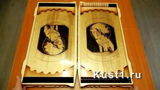 Нарды. Купить нарды. Длинные нарды ручной работы(Нарды - пожалуй самая интересная игра на свете. Существует несколько вариантов игры - Длинные и короткие..., 2014-09-22T23:02:06.000Z)