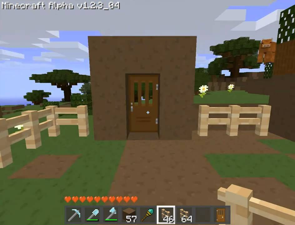 Minecraft Farm Animals Mod | Crafting
