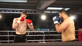 Prestigefight K1 Kickboxen im Hanse Gym Hamburg