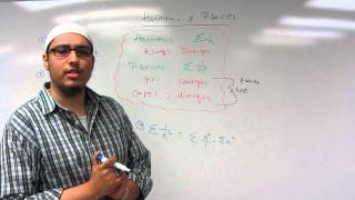 Calc II: Harmonic and P-series
