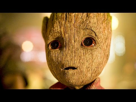 GUARDIANS OF THE GALAXY 2 Trailer 1 & 2 (2017)