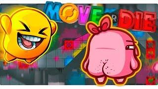 MOVIMIENTO SENSUAL - Sarinha Luh Gona y exo | Move or die