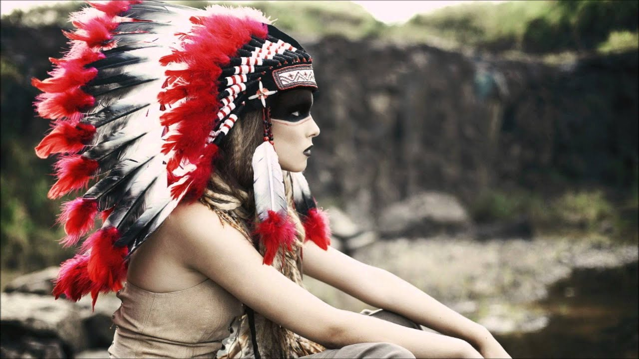 A tribe called red electric pow wow hq youtube - Indian beautiful models hd wallpapers ...