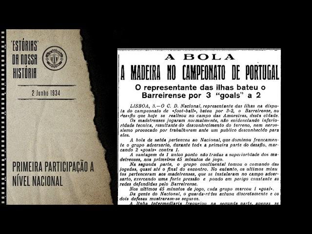 'ESTÓRIAS' DA NOSSA HISTÓRIA: 2 JUNHO