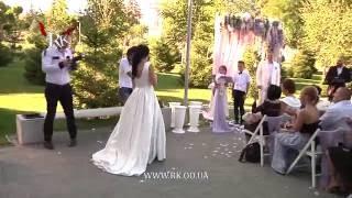 Невеста убежала на росписи!
