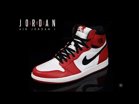 best loved b6055 3cf96 AIR JORDAN 1 HISTORY  The shoe that started it all
