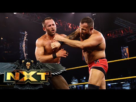 Bobby Fish vs. Roderick Strong: WWE NXT, August 3, 2021