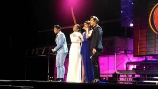 Kathryn Bernardo, Enrique Gil, Robi Domingo and Liza Soberano Hosted Himig Handog P-Pop Love Songs
