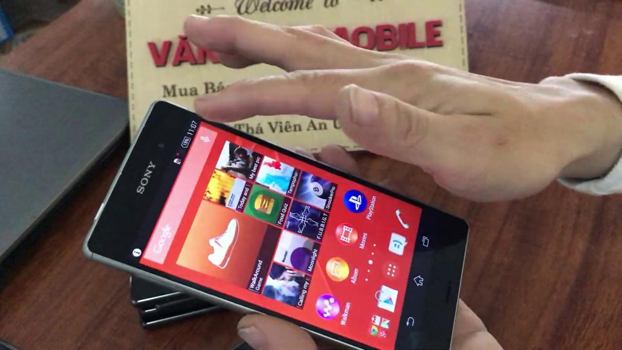 Khai xuân bán mở hàng thanh lý Lixi Sony Z3 giá rẻ ngang đen trắng 01/02/ 2020 LH : 0966221789
