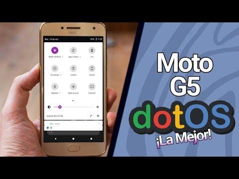 Melhor ROM PIE Para Moto G5 Cedric! PixysOS v2 4