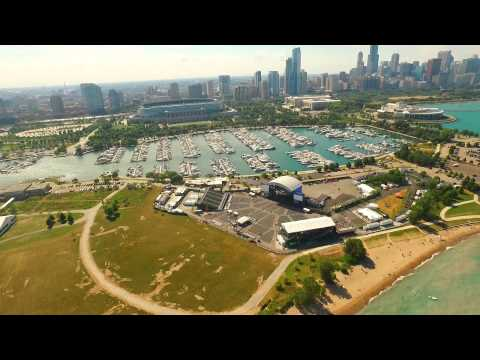 Northerly Island - Chicago summer 2015