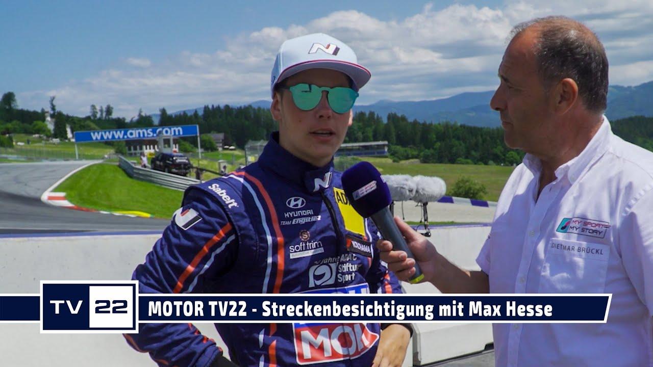MOTOR TV 22: Eine Runde am Red Bull Ring mit Max Hesse