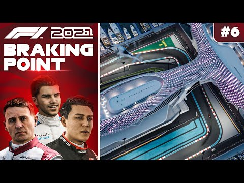 F1 2021 BRAKING POINT #6: DERNIER CHAPITRE, LE DRAME AVEC BUTLER ?