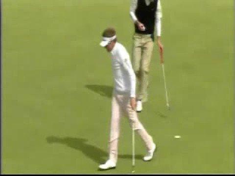 Open Golf 2008 Montage