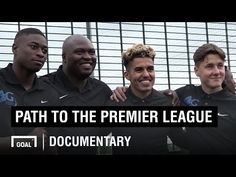 Path to the Premier League - the professional journey