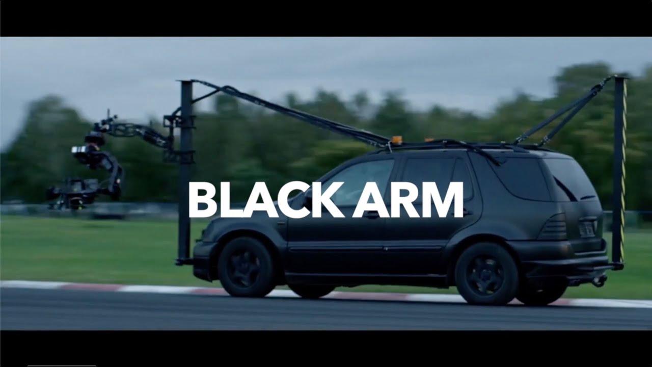 Nuestro nuevo Black Arm de Flowcine