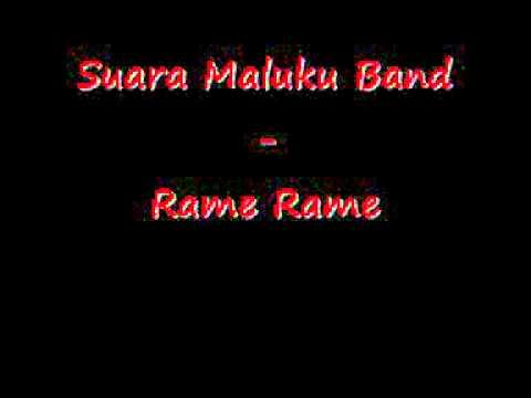 SUARA MALUKU BAND - RAME RAME