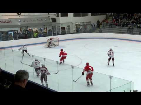Arlington High School Boys Varsity Hockey Vs Hingham - March 8, 2017