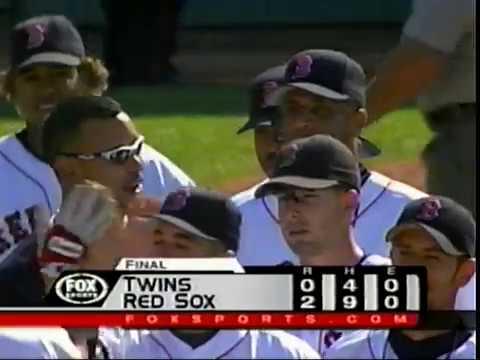 MLB ON FOX 2002 Long Game Ending
