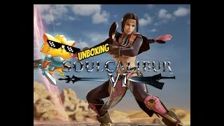 Its finally here! SoulCalibur 6 Collectors Edtion! Unboxing