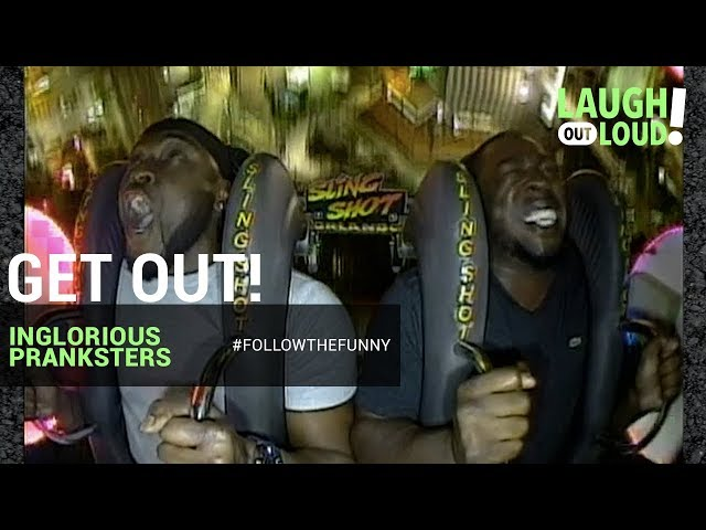 Get Out!   Inglorious Pranksters   LOL Network