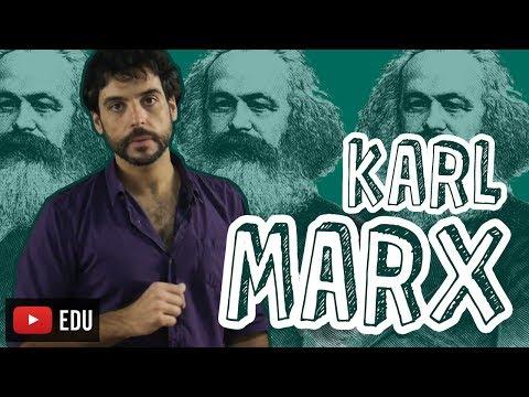 Sociologia - Quem é Karl Marx?