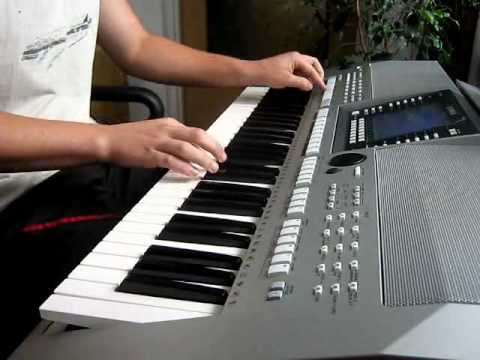 savage only you keyboard yamaha psr s710 by rafillo youtube. Black Bedroom Furniture Sets. Home Design Ideas