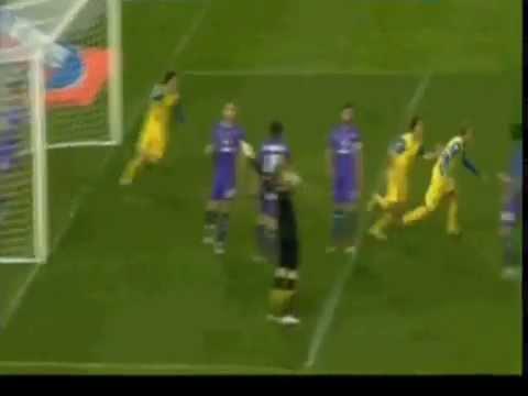 Chievo 1-0 Fiorentina GOAL Rigoni